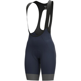 Alé Cycling R-EV1 GT 2.0 Bib Shorts Women, blue